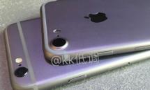 iPhone7(モックアップ)と iPhone6s を比較する写真・動画