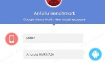 Nexus Marlinのスペック情報か、Antutuに登場 – RAM4GBなど