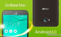 ASUS、ZenFone Max (ZC550KL)の「Android 6.0」FOTAアップデート開始を発表/注意事項あり