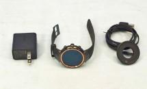 ASUS未発表ZenWatch 3(W1503Q)の実機画像、中国TENAAからリークか