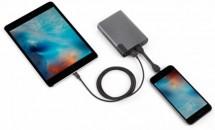 ベルキン、モバイルバッテリー『MIXIT↑ USB-C Power Rockstar 6600mAh』発売 – 付属のUSB Type-Cケーブル収納可能・価格・特徴