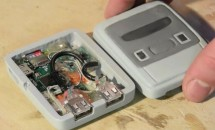Raspberry Pi Zeroで超小型スーパーファミコンを制作した動画が公開