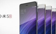 スナドラ821搭載!『Xiaomi Mi 5S』発表、スペック・価格・対応周波数