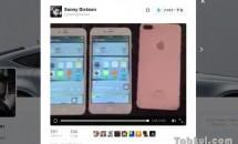 iPhone 7 Plus の実機動画リーク、デュアルカメラ搭載