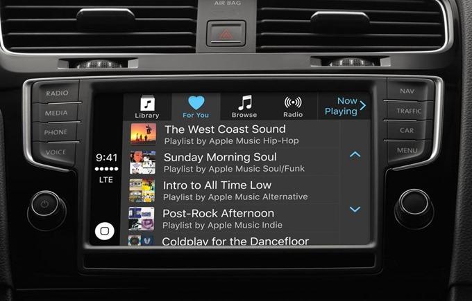 Spotify-carplay