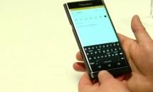 BlackBerry撤退せず、物理キーボード搭載スマートフォンを6ヶ月以内にリリース予定