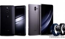 Huawei Mate 9 発表、RAM6GB/デュアルレンズなどスペック・対応周波数―日本でも発売