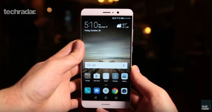 Huawei-mate9-handson