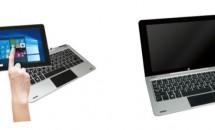 ドン・キホーテ、2in1『ジブン専用 PC &タブレット KNWL10K-SR』発表―着脱式キーボード付き/スペック・価格