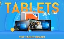 GEARBEST、11.11記念タブレット部門セール開催中―「CUBE iWork8 Airが8102円」などに