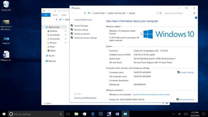 ARM-Based-Windows10
