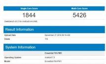 Snapdragon 835がGeekBenchに登場、SD821やKirin 960とのスコア比較