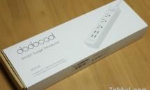 『dodocool 4ポートUSB付き電源タップ DC21US』製品レビュー、割引クーポンコード付き