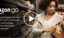 レジなしコンビニ『amazon go』発表、2017年にオープン/紹介動画