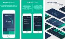 iPhone/iPadアプリセール 2016/12/16 – ポモドーロタイマーアプリ『WorkBreaker』などが無料に