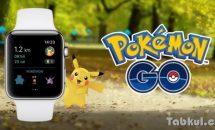 #ポケモンGO 、「Apple Watch」に対応