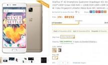 RAM6GB+128GB搭載5.5型『OnePlus 3T』がTOMTOPで予約受付中、価格・出荷予定日