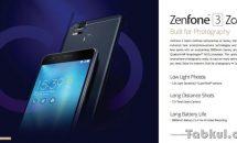 ASUS ZenFone 3 Zoom (ZE553KL)発表、デュアルカメラや日本向け対応周波数ほかスペック