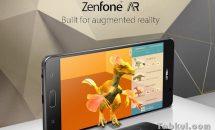 世界初RAM8GB搭載 ASUS ZenFone AR (ZS571KL) 発表、スペック