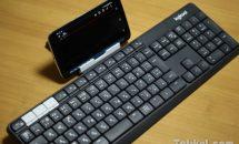 3台切替キーボード『ロジクール K370s』購入レビュー、開封~Androidペアリング編