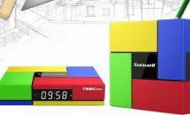 約6,000円で有線LAN搭載Androidボックス『Sunvell T95K Pro』製品レビュー、スペック・感想