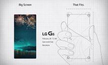 狭額縁で片手サイズの5.7型『LG G6』は2月26日に発表、ヒートパイプ搭載フラッグシップ #MWC2017