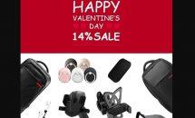 Spigen、人気アクセサリー最大57%OFFのバレンタインセール開催(2/14まで)