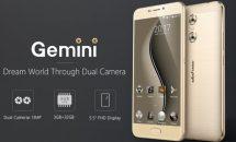 RAM3GB/デュアルカメラ5.5型『Ulefone Gemini』が期間限定で13,698円+プレゼント付にてセール中/スペック・対応周波数 #Banggood
