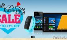 画面分割5.5型スマホ「ZTE Nubia Z7 Max」が1.2万円など『Banggood バレンタインデーSALE 2017』開催中