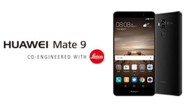 huawei-Mate-9-black