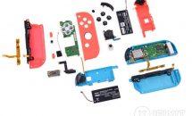 iFixit、任天堂『Nintendo Switch』を分解し動画を公開