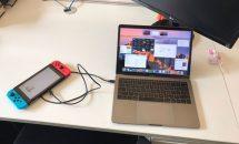 『Nintendo Switch』でMacBook Proが充電可能な模様