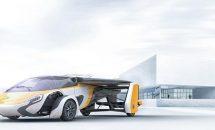 空飛ぶクルマ『AeroMobil Flying Car』予約開始、2020年より発売へ/価格