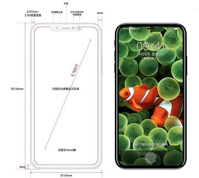 iphone-8-renderings-minimal-bezels