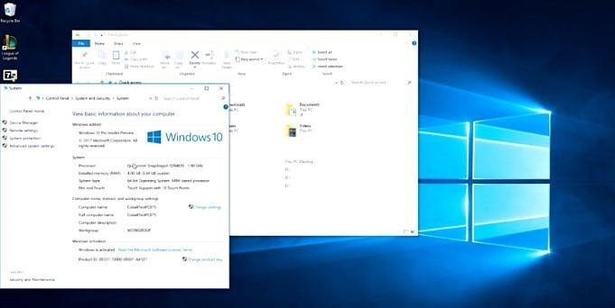 ARM-Windows-10-demo