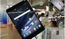 ASUS ZenPad 3S 8.0 (Z582KL)出展、一部スペックが判明