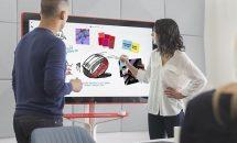 Google、55型4Kスマートホワイトボード「Jamboard」を発売―スペック・価格・動画