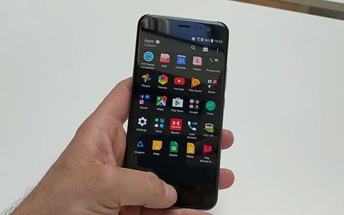 HTC-U11.Handson
