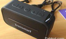 クーポンあり、防水IP56スピーカー『Tronsmart Element T2』開封レビュー