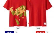 ユニクロx任天堂、マリオやゼルダのTシャツを5月19日より販売開始/Tシャツ動画