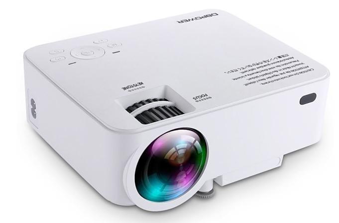 DBPOWER-Projector