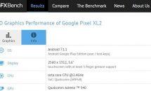 Google未発表『Pixel XL2』がGFXBenchに登場、スペック判明か