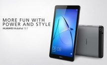 ファーウェイジャパン、7型『HUAWEI MediaPad T3 7』発表ー発売日・スペック