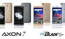 ZTEジャパン、SIMフリー2機種「AXON 7」「BLADE V7 Max」の値下げ発表