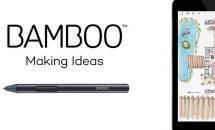 ワコム、iOS向け筆圧2048対応スタイラスペン『Bamboo Sketch』(CS610PK)発表/発売日・価格
