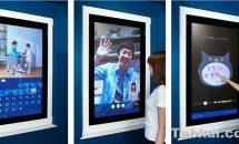 YKK APが「どこでも窓」披露、窓越しにビデオ通話やOS操作など