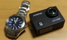 水中・自転車OKなアクションカメラ『Andoer AN5000』開封レビュー、7/31までの2製品クーポンあり