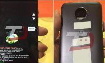 Moto G5S Plusの実機画像リーク、一部スペックを表示