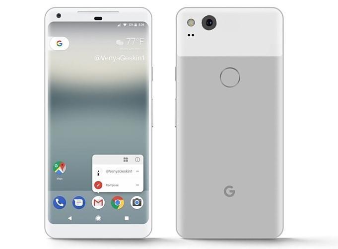 google-pixel-xl-2-render