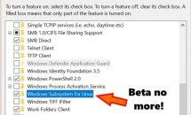 Windows Subsystem for Linuxが今秋にも正式リリースへ